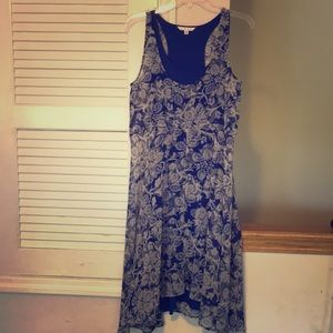 Cabi willow double tree dress. New